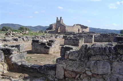 Ciudad Visigoda - Zorita De Los Canes